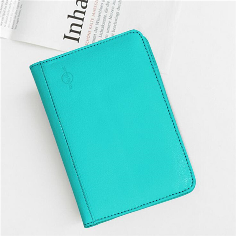 5b3d2a47ffe Osmond RFID 9 Slots Passport Cover PU Leather ID Card Holder Men Women  Wallet Business Name Card Cases Credit Cards Holders-in Card   ID Holders  from ...