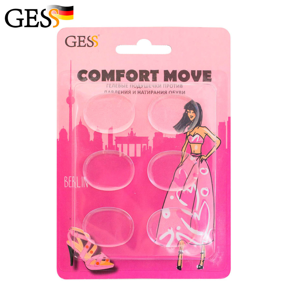 Gel pads against pressure and rubbing of Shoe COMFORT MOVE Gess Gessmarket doershow african shoe and bag set for party in women italian matching shoe and bag set african wedding shoe and bag sets hlu1 10