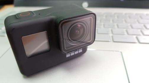 6 камер GoPro; GoPro герой; подводный купол;