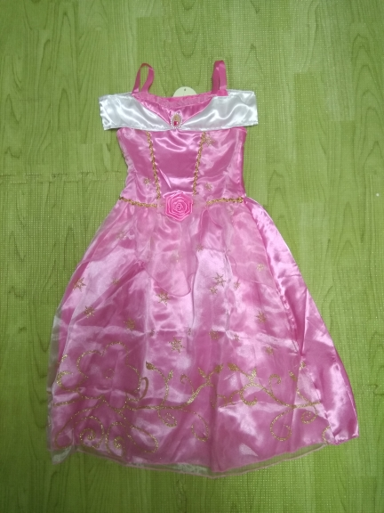 2019 Girls Summer Dress Kids Cindrella Snow White Cosplay Costume Baby Girl Princess Dress Rapunzel Aurora Belle Dress Vestidos