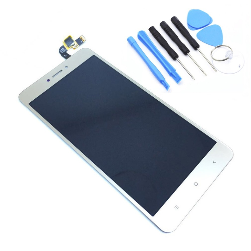 Per Xiaomi Redmi Nota 4X Xiomi Note4X Schermo LCD e Digitizer Assembly Telaio Smartphone Display Touch Sostituire Par Con gli strumenti