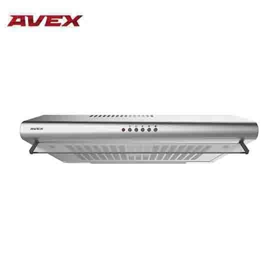 Кухонная вытяжка (воздухоочиститель) AVEX AS 6020 Х, нержавеющая сталь