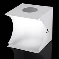 2017 New Arrival 20cm Light Room Photo Studio Photography Shooting Tent Kit Backdrop Cube Box Photo