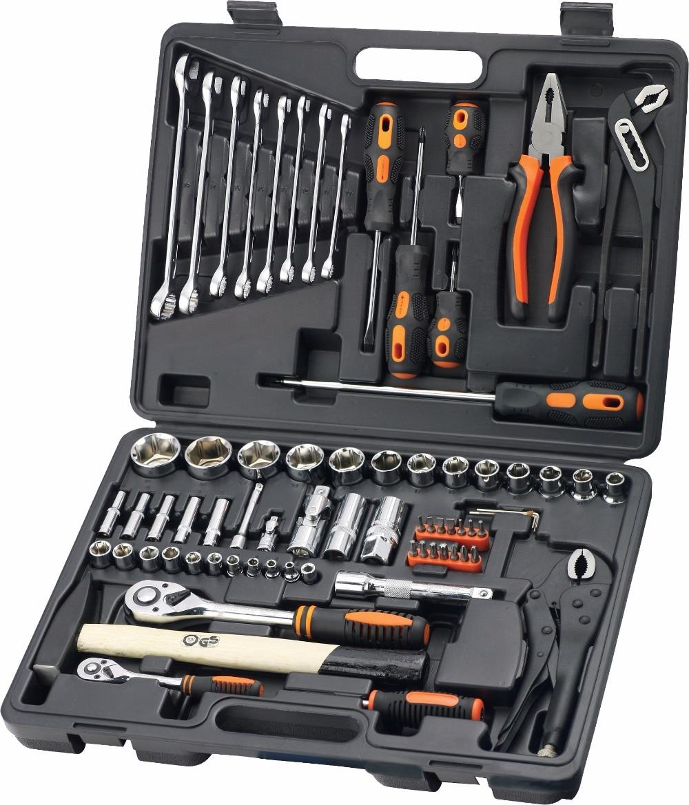 Фото - Set of tools KRATON TS-10 set of tools kraton ts 09