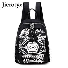JIEROTYX Anti-theft Backpack Women Waterproof Punk Gothic Bags For Shoulder Bag Fashion Elephant Drop Shipping Sac A Dos