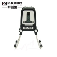 KAPRO 515 540nm Horizontal Vertical Laser Level Green Color Accuracy 0.2mm/m Model 872G