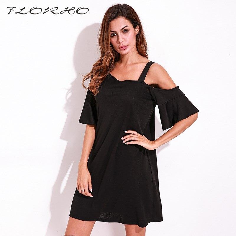 Короткие черные платья открытое