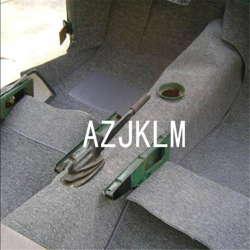 HQ Gray Automotive Boat Marine SUV Truck Speaker Box Floor Underfelt Underlay To Suit Moulded Car Carpet Installation 2M X 1.5M
