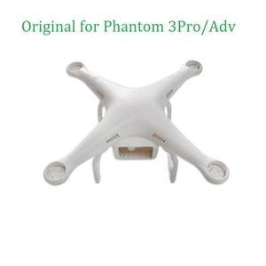 Image 1 - 100% Originele Phantom 3 Pro/3A Body Shell met landingsgestel benen Behuizing Cover voor DJI Phantom 3 Professionele /geavanceerde