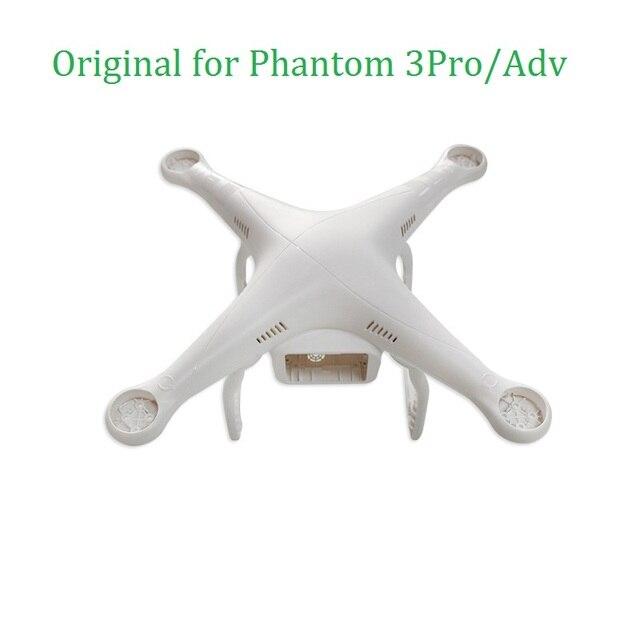 100% Originele Phantom 3 Pro/3A Body Shell met landingsgestel benen Behuizing Cover voor DJI Phantom 3 Professionele /geavanceerde