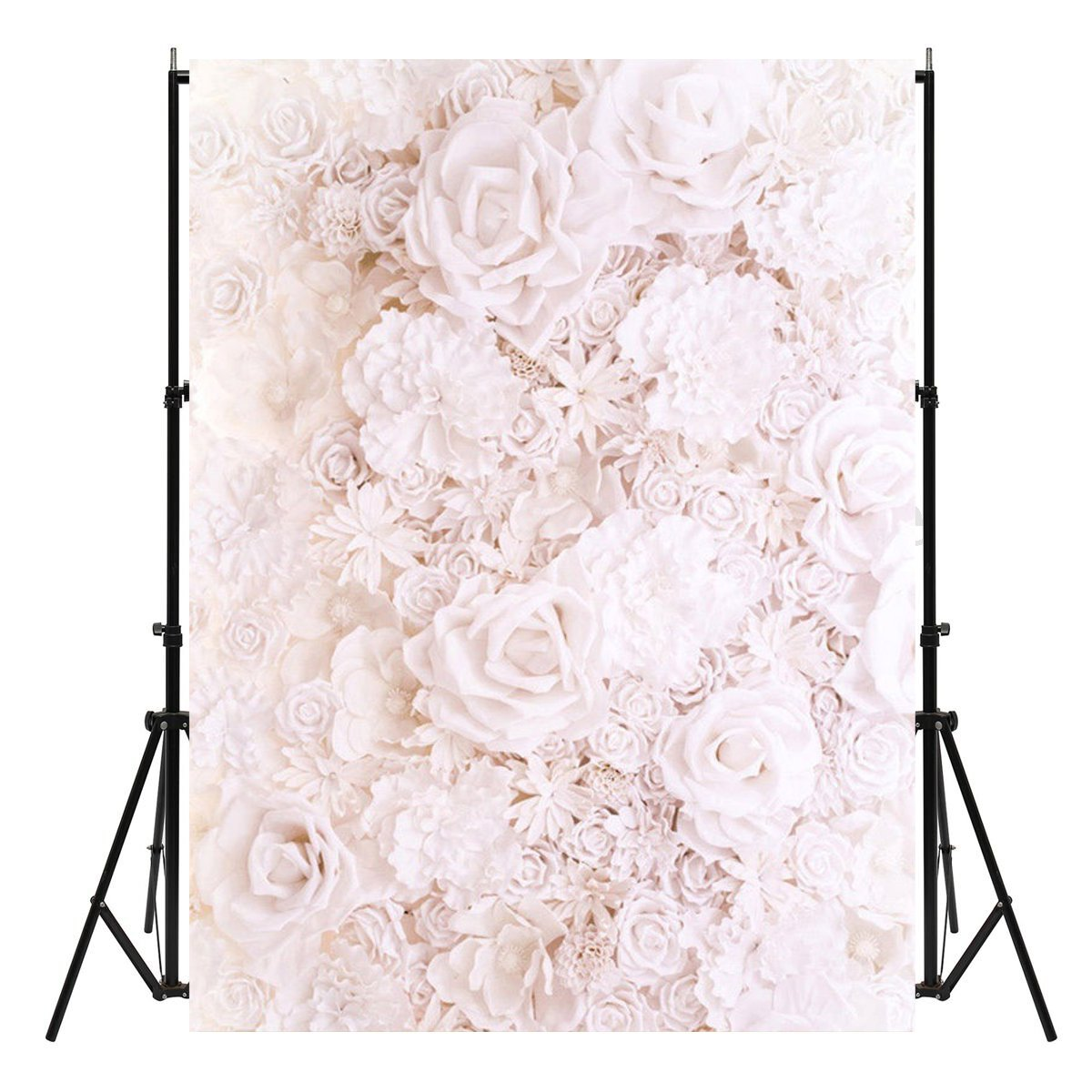 NEW Flowers Baby Photography Backgrounds 3x5ft Vinyl Studio Photo Backdrops Bright  Color Rich Patterns