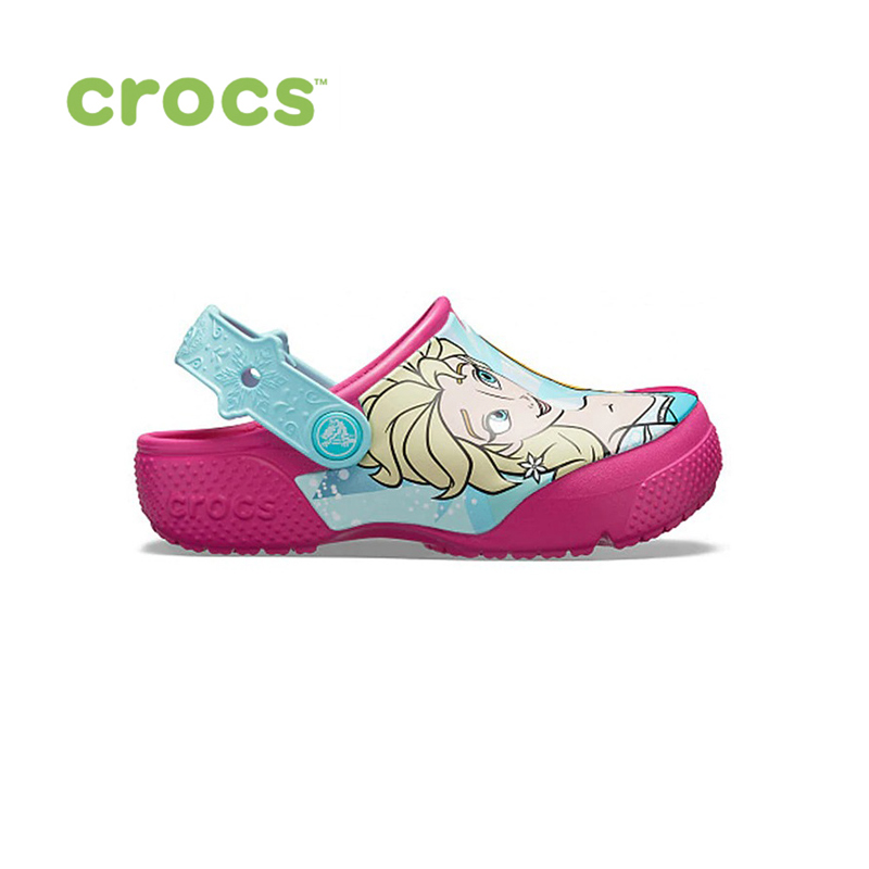 CROCS CrocsFL Anna Elsa Clog K KIDS or boys/for girls, children, kids TmallFS shoes