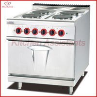 EH887B Electric Range With 4 Hot Plate With Oven