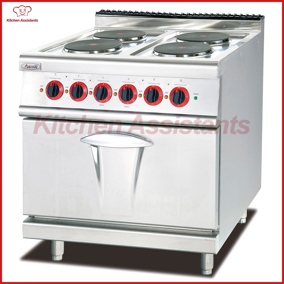 EH887B electric range with 4 hot plate combination with oven for commercial cooking range женские часы pierre ricaud p22061 5114q