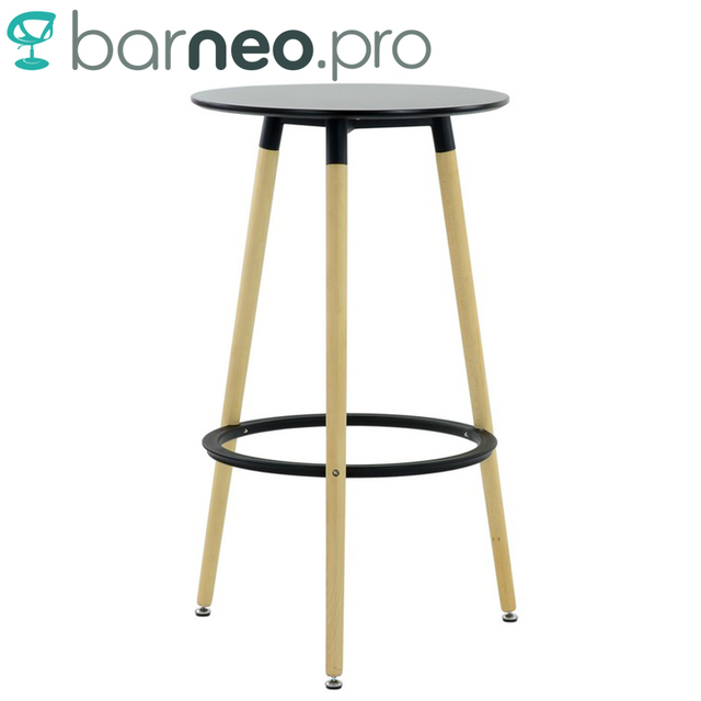 94926 Barneo T 11 MDF de alto Interior Mesa Bar muebles de cocina de ...
