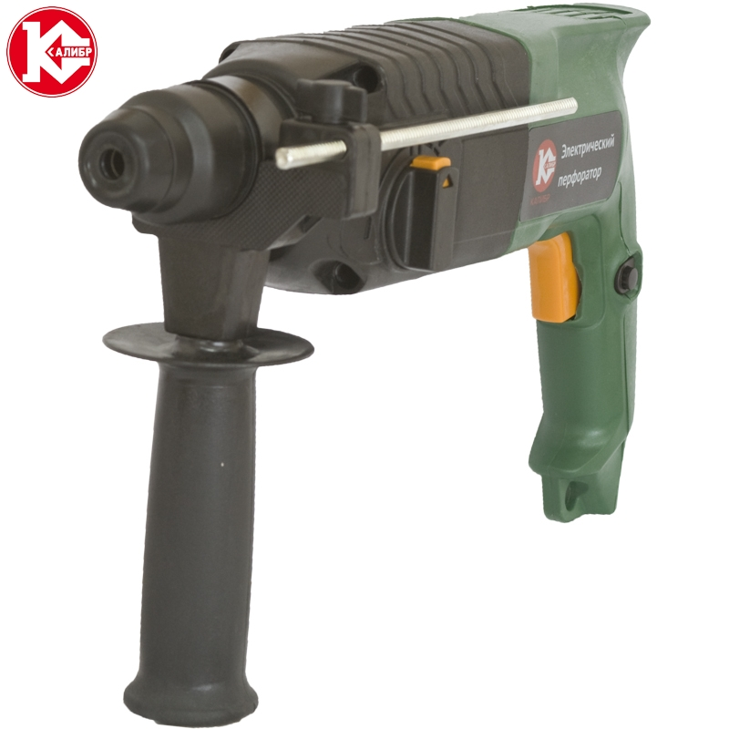 Electric rotary hammer drill Kalibr EP-650 kalibr ep 1100 30m ac electric rotary hammer with accessories impact drill power drill electric drill