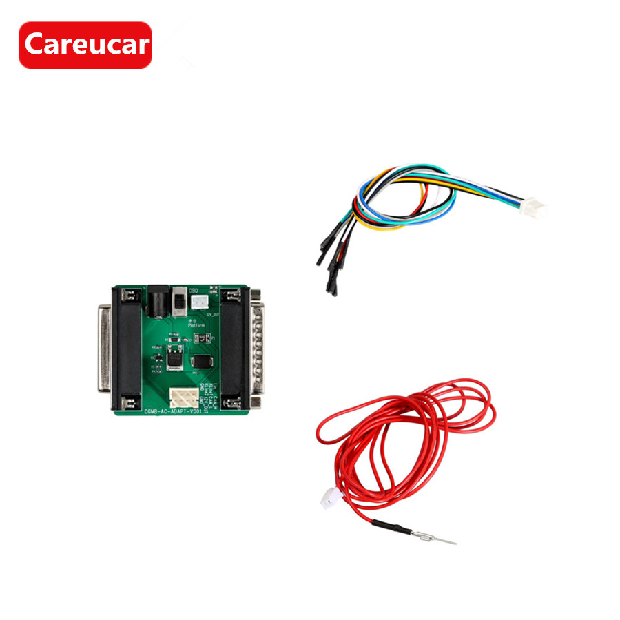 CGDI MB AC Adapter Work with For Mercedes W164 W204 W221 W209 W246 W251 W166 for Data Acquisition-in Car Diagnostic Cables & Connectors from Automobiles & Motorcycles    1