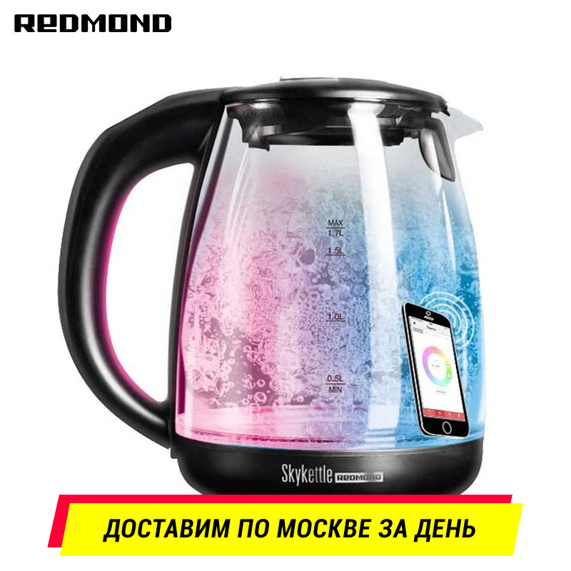 Electric Kettle Redmond SkyKettle RK-G210S