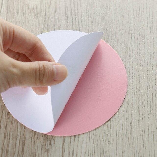 10 PCS PEVA Anti-slip Dischi di Grandi Dimensioni 4 pollici Adesivi Antiscivolo per Vasche e Docce