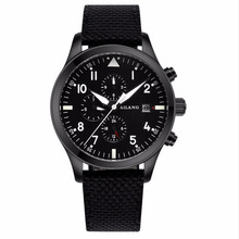 Ailang luminous men's sports watch automatic mechanical watch 6-pin multi-purpose pilot military watch