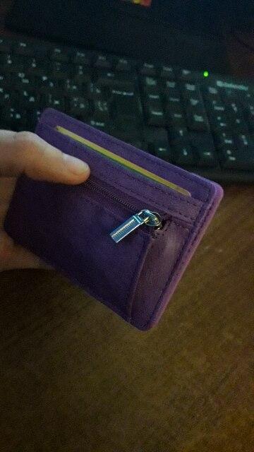 женщины портмоне ; небольшой бумажник женщин; Цвет:: серый/черный/синий/кофе/фиолетовый (как изображение показывает); женщины портмоне ;