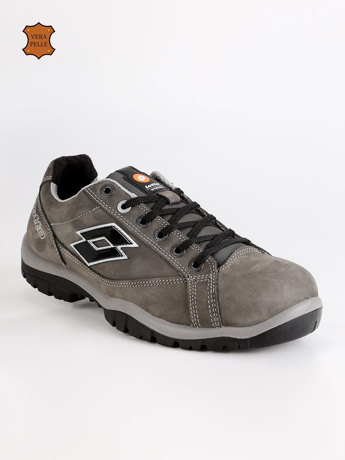 Leather Safety Work LOTTO-Scarpe