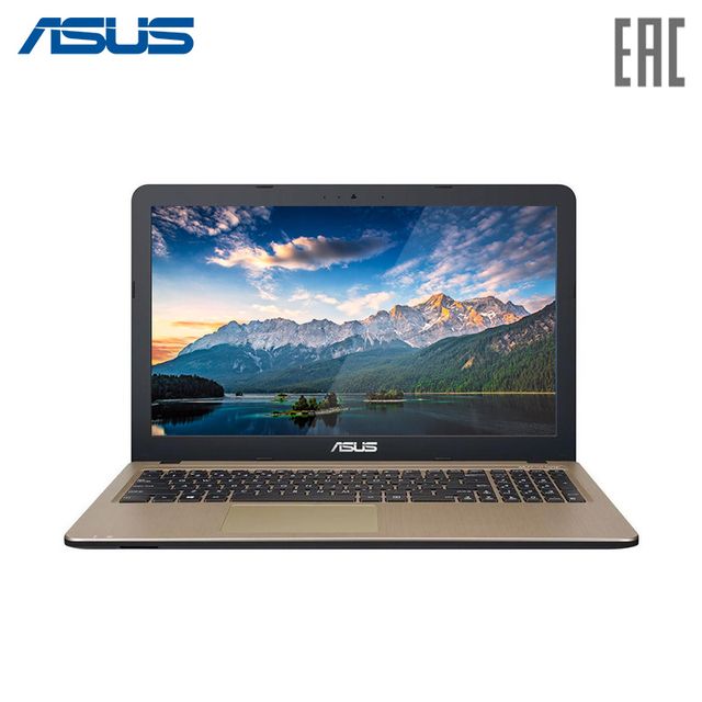 "Ноутбук ASUS X540UB-DM264 15.6"" FHD/i3-6006U/4Gb/500Gb/MX110 2Gb /DVD-RW/Black(90NB0IM1-M03610)"
