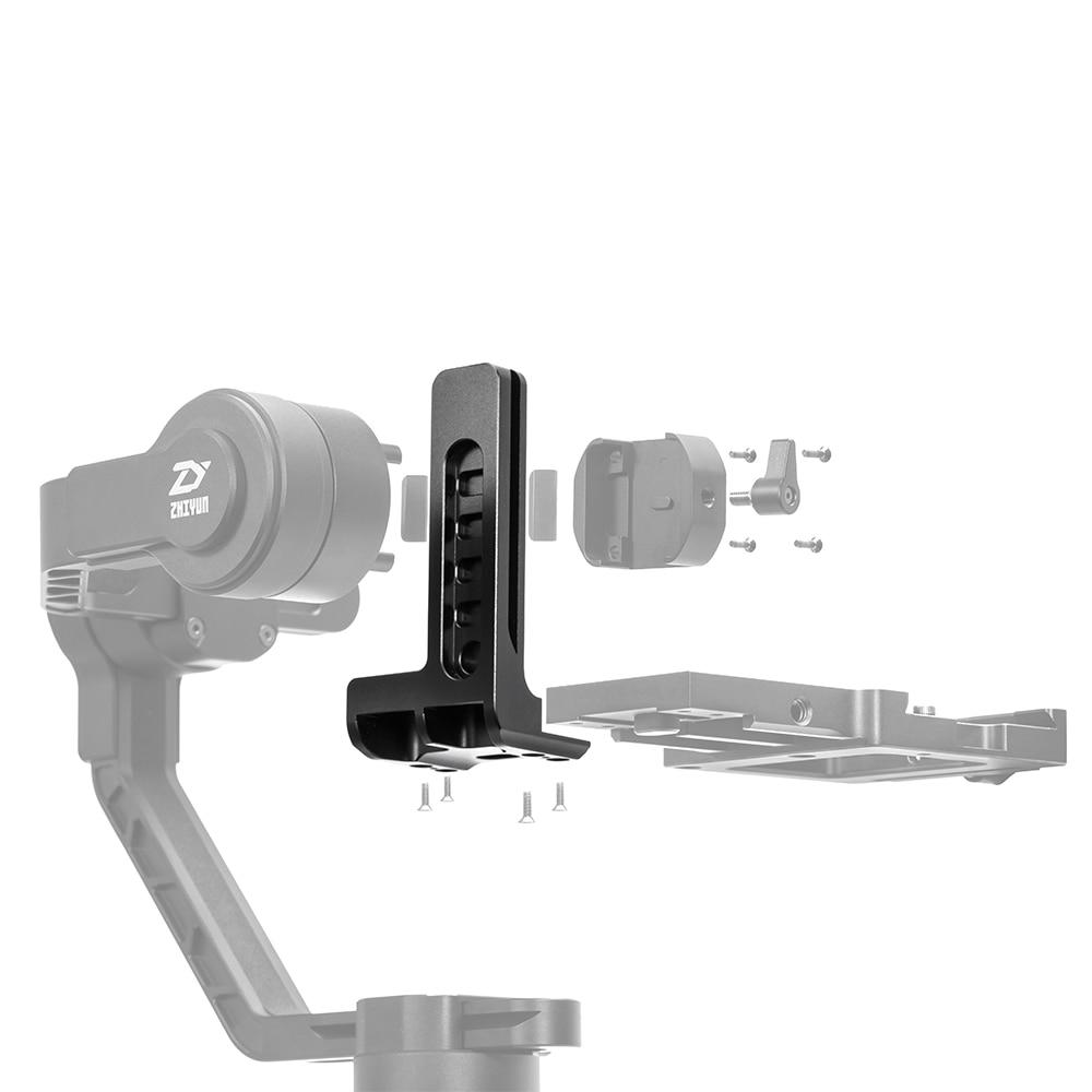 Zhi Yun Zhiyun Official Crane 2 Gravity Adjustment Plate For Canon 1DX