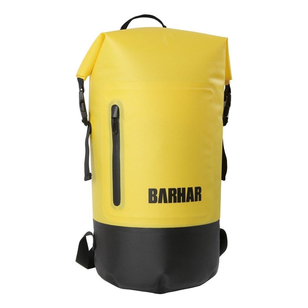 BARHAR Canyoning Bag Caving Lightweight Folding TPU Waterproof Dry Bags Rock Climbing Rescue KAYAK Backpack Rafting