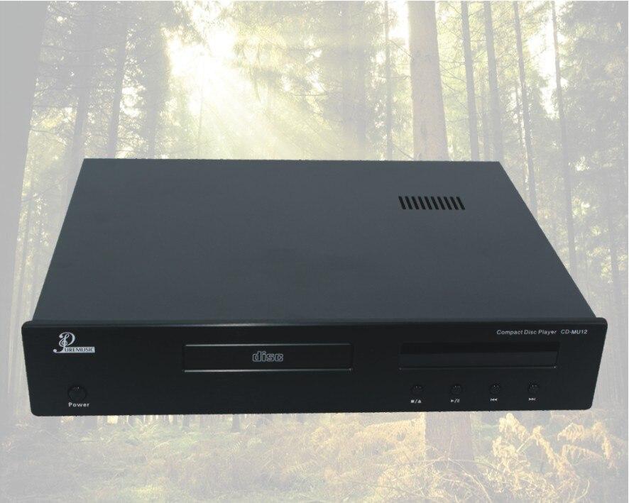 Pura música febre CD player CD player HIFICD CD-MU12 profissional máquina CD/leitor USB leitor de discos compactos