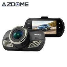 Azdome DAB201 Видеорегистраторы для автомобилей Камера Ambarella A12 чип HD 1440 P 30fps видео Регистраторы g-сенсор HDR ADAS цикл Запись регистраторы H40