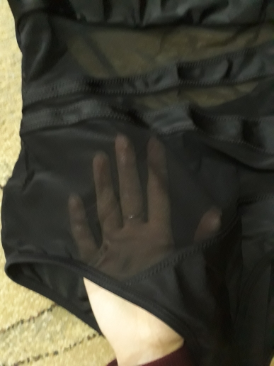 Andzhelika Swimwear Women 2017 Beach One Piece Swimsuit Sexy Mesh Backless Bodysuit Bathing Suit Swim Suit Maillot de bain Femme