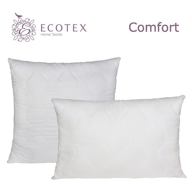 Pillow Bamboo collection Comfort. Production company Ecotex(Russia). monoclonal antibody production