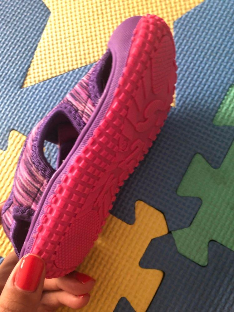 Sandálias Infantis Anti-colisão Sapatos
