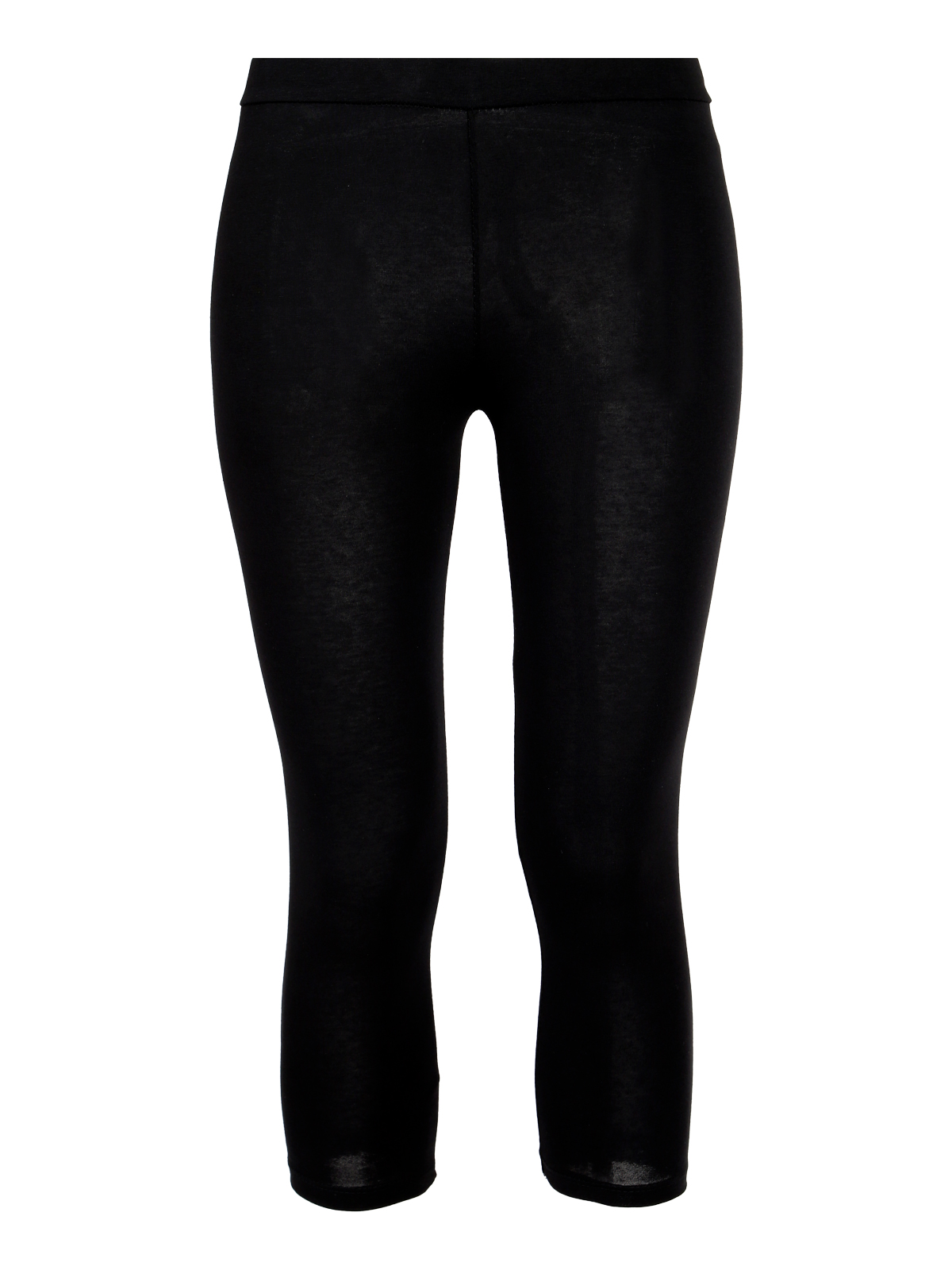 Leggings Pinocchietto Black