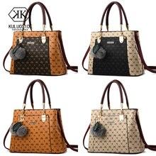 Women Luxury Leather HandBags (5 colors)