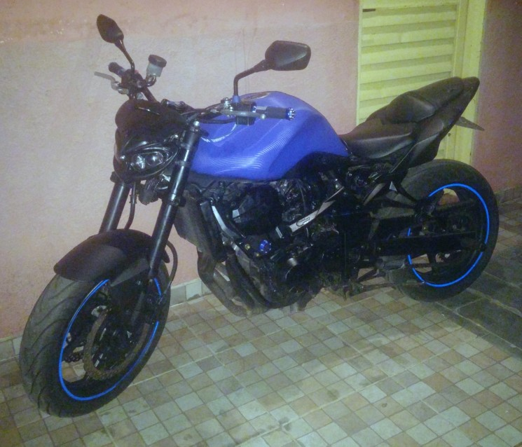 морда фара на стрит мотоцикл купить украина