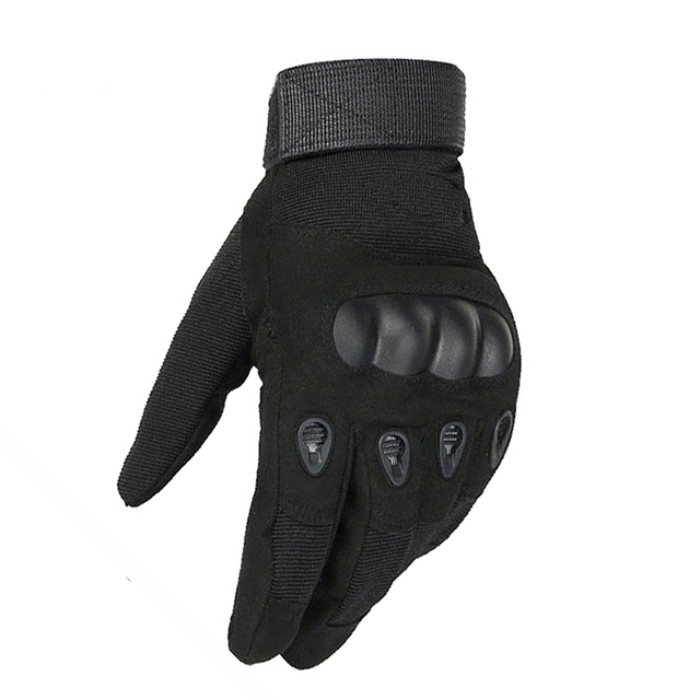 Army Military Tactical Gloves Paintball Airsoft Shooting Combat Anti-Skid Bicycle Hard Knuckle Full Finger Gloves 4
