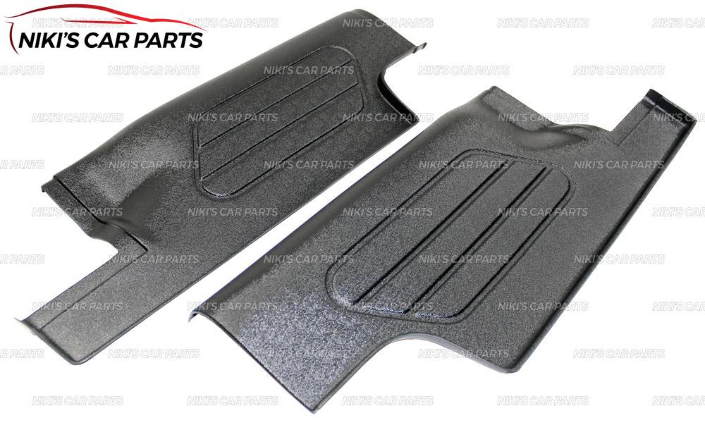 Image 4 - Pads under the rear seats for Lada Vesta 2015  covers on carpet sill trim accessories protection of carpet car styling-in Chromium Styling from Automobiles & Motorcycles
