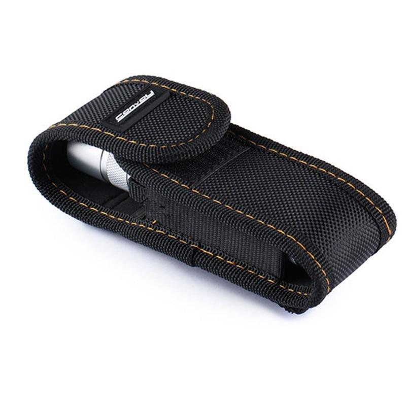 High Quality Black Nylon Holster For Convoy S2+/S3 LED Flashlight