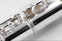 Высокое Качество Японии флейта YFL 211SL музыкальный инструмент флейта 16 ботфорты C мелодию и E ключ флейта музыка профессиональный с случае Бес