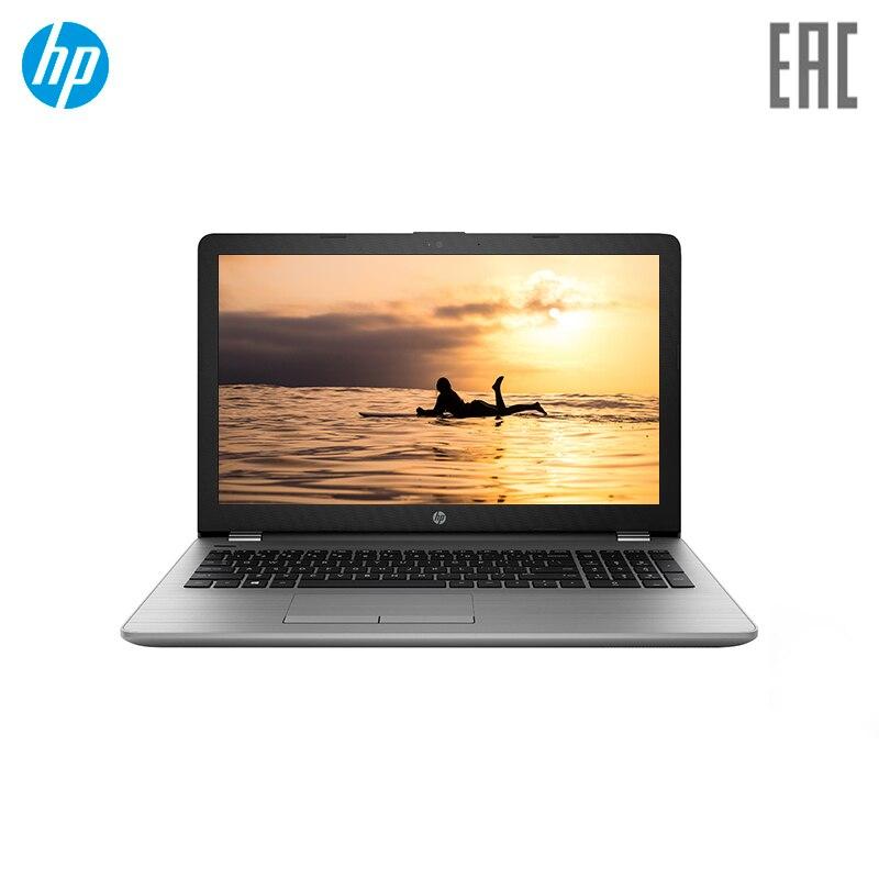 Ноутбук HP 250 G6 15.6″/i3 6006U/4 ГБ/500 ГБ/Intel 520/DVD-RW/Win10/Серебро (1XN81EA)