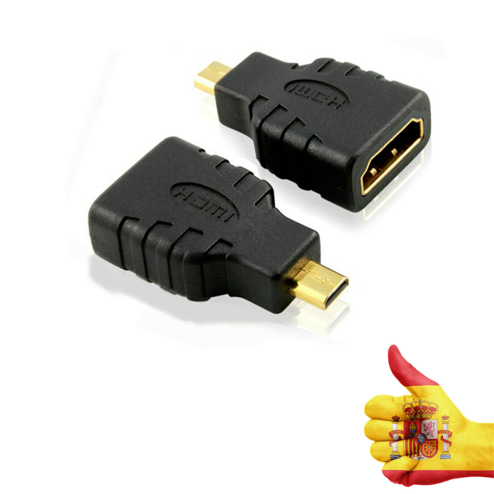 Micro HDMI Type D To HDMI Female Converters Plug Adapter Cable For Microsoft Surface RT Extender 1080 P HDTV