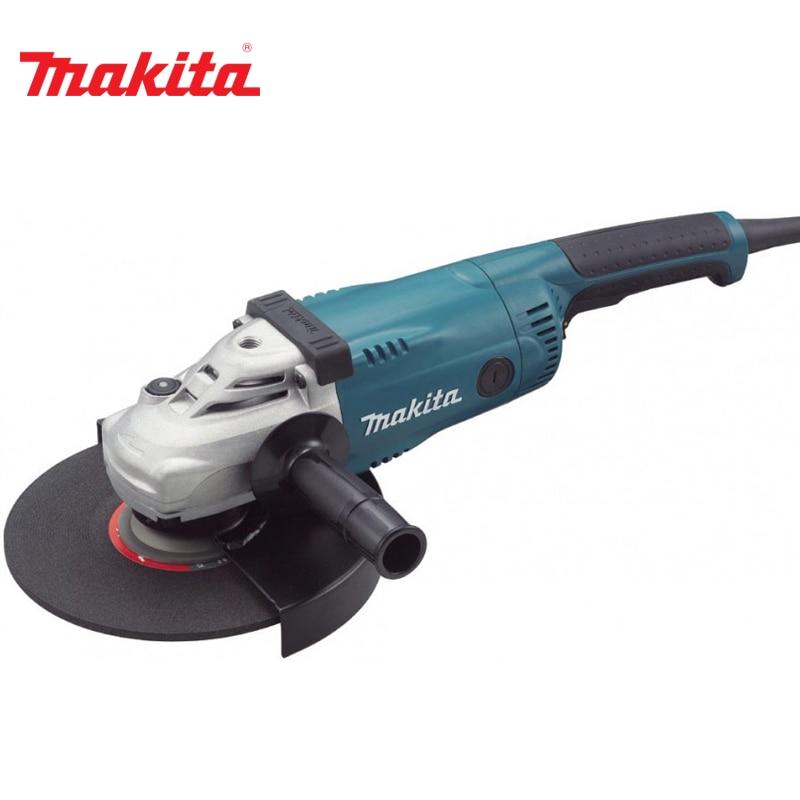 Angle grinder Makita GA9020SF 8mm thread angle grinder auxiliary side handle for makita 9523nb