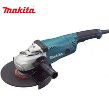Машина шлифовальная угловая Makita GA9020SF (Мощность 2200 Вт, диаметр диска 230 мм, скорость вращения 6600 об/мин, защита от перегрева, плавный пуск, дополнительная рукоятка)