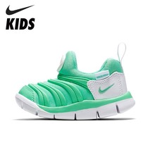NIKE  Kids DYNAMO FREE New Arrival Boys And Girls Non Slippery Kid's Sneakers Comfortable Anti-slippery Running Shoes 343938 цены