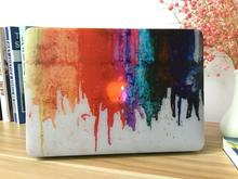 For Apple Macbook Air 11 13 Pro Retina 15 Touch Bar Laptop Cover Shell 12 inch Oil painting series Painting Hard Case
