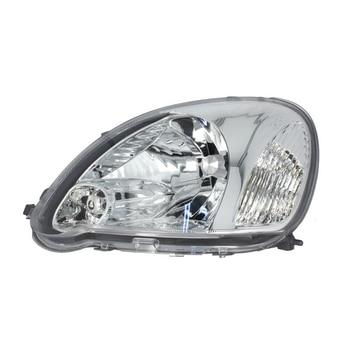 Headlight Left for TOYOTA VITZ / YARIS 2002 2003 2004 2005 Headlamp LEFT Side for Adjuster