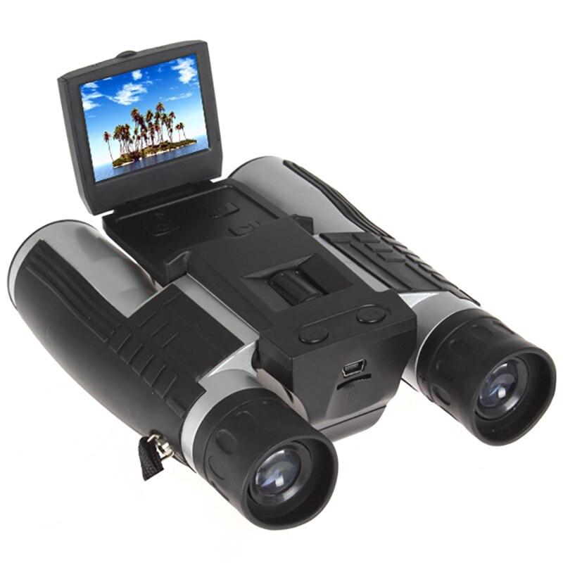 12x32 HD 1080 P бинокль цифровой Камера 5mp CMOS USB бинокулярный телескоп 2.0 ''Экран телескопа видеокамера видео Запись