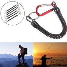 Fishing Tackle Accessories Portable Ropes Kayak Camping Secure Pliers Lip Grips Tackle Fish Tools Accessory Carabinet(China)